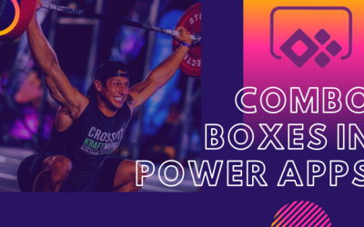 PowerApps ComboBox Control – Items   DefaultSelectedItems   Contextual Variables
