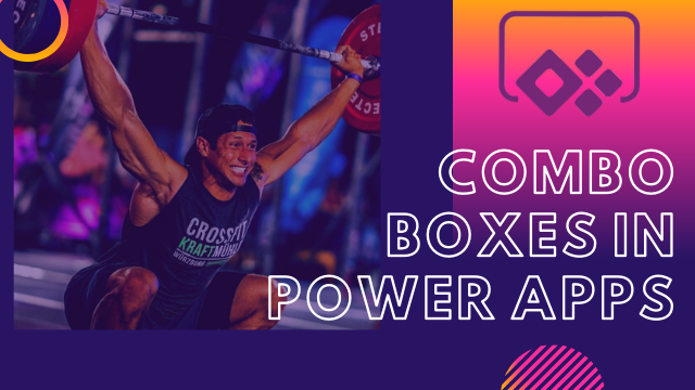 PowerApps ComboBox Control – Items | DefaultSelectedItems | Contextual Variables