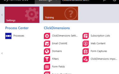Creating Custom CSS Styling for ClickDimensions Forms